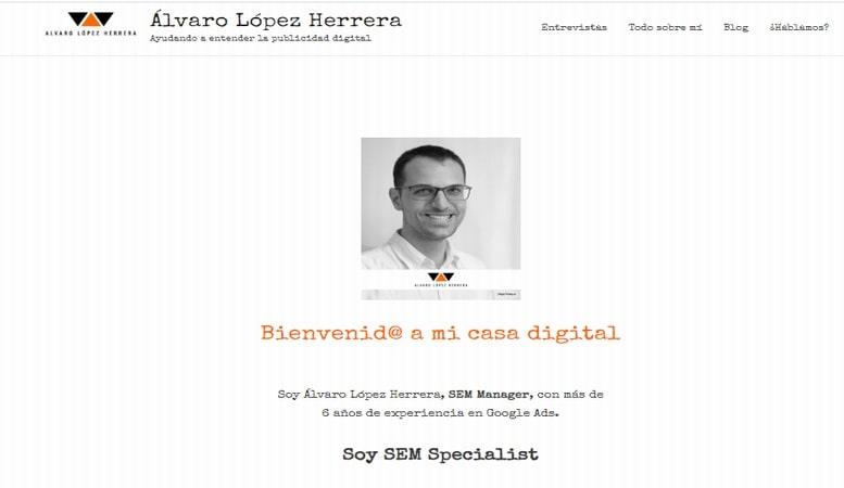 Opiniones de Álvaro López Herrera