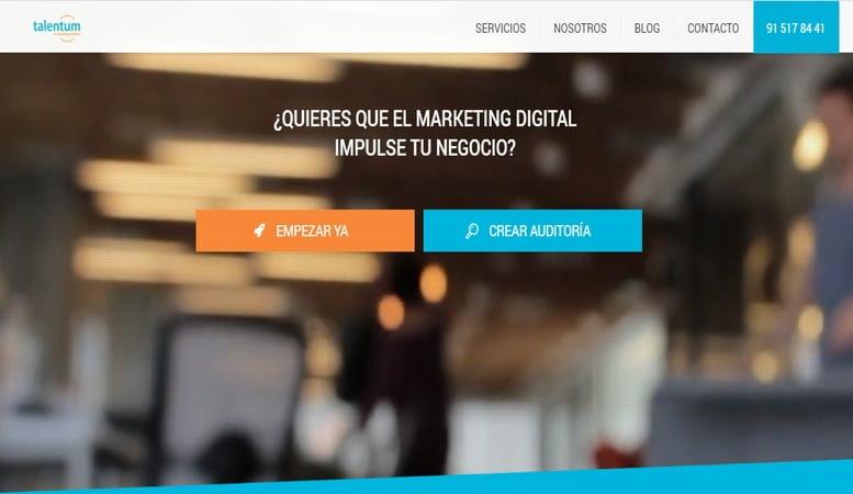 Conozca una de las mejores agencias de Marketing Digital que hay hoy en día, gracias a todas las opiniones de Talentum Digital que estamos dejando aquí.