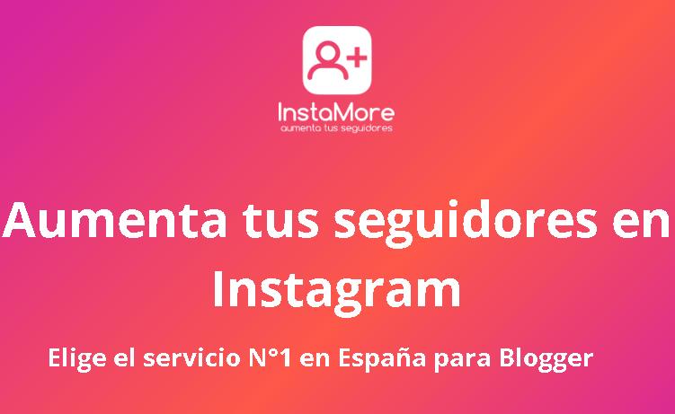 Querer prosperar en lo que es el medio social de Instagram, es un hecho gracias a herramientas como InstaMore, por lo que conoce acerca de ella aquí.