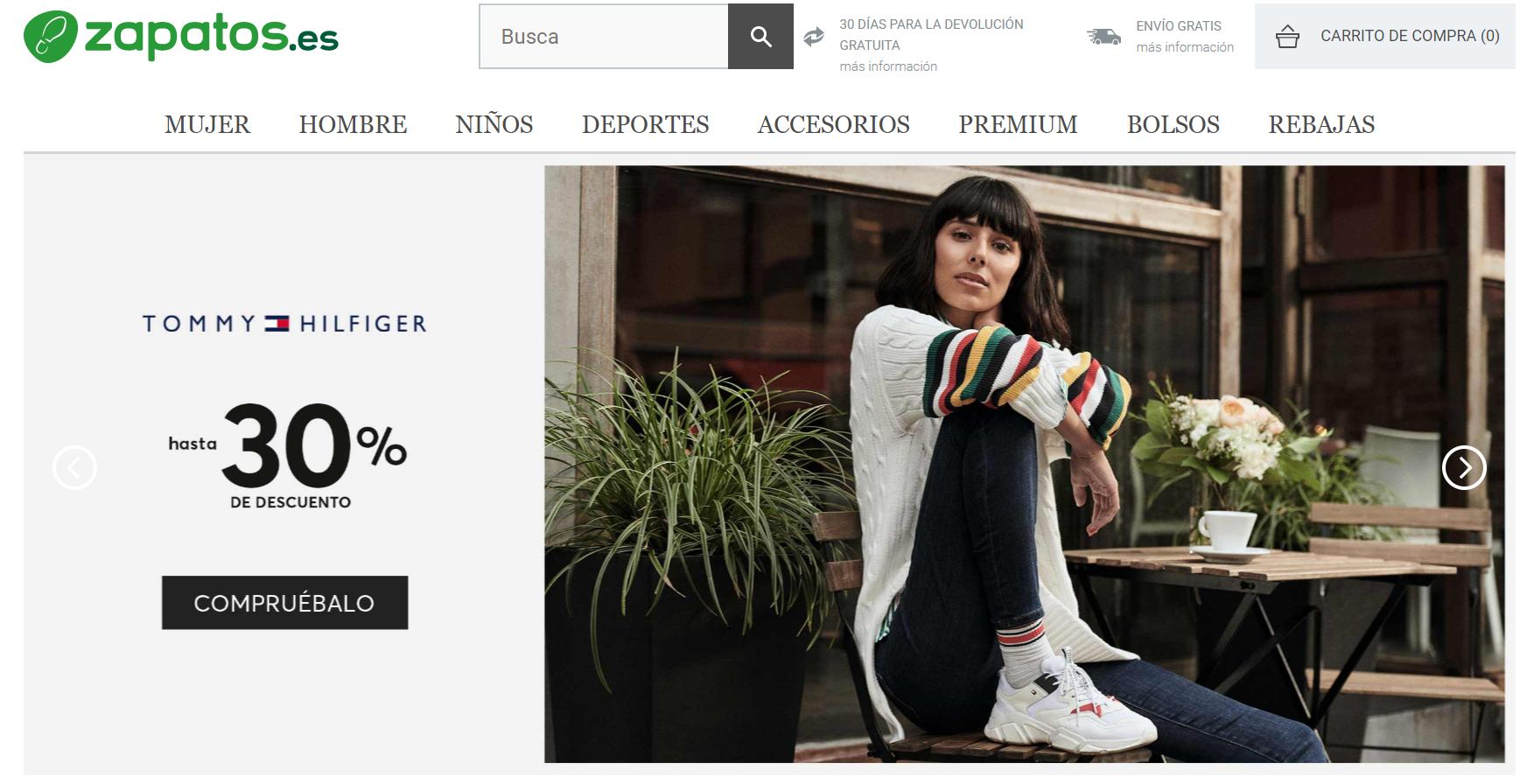 Opiniones de Zapatos.es