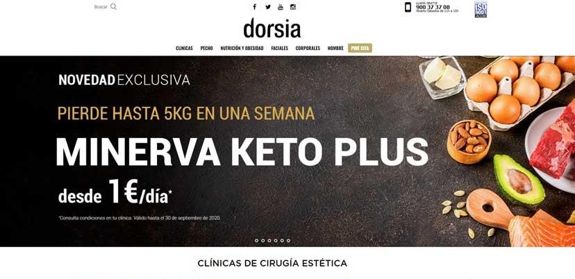 Clínica Dorsia