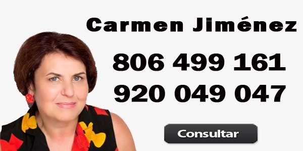 Vidente Carmen Jiménez