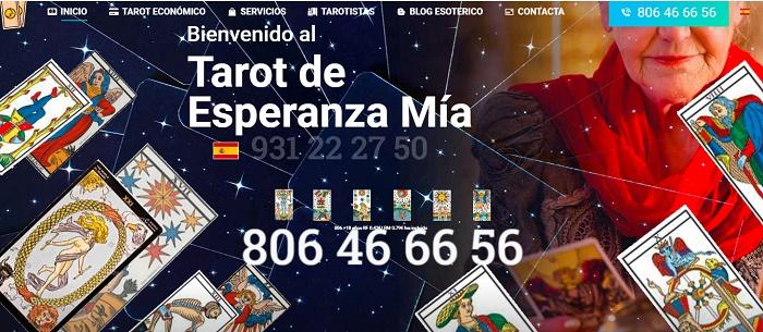 Tarot Esperanza Mia