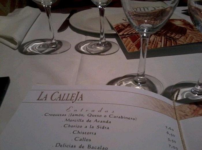 Restaurante La Calleja